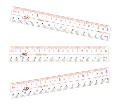 Thước Kẻ Dẻo 30cm Thiên Long SR021