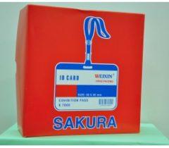 Bộ Bảng Tên Sakura