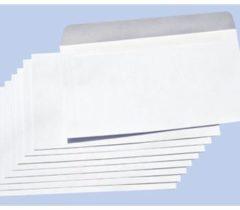 Bao thư trắng 12×22cm (Có Keo)