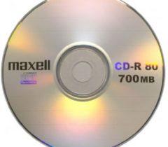 Đĩa CD Maxell
