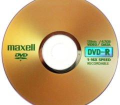 Đĩa DVD Maxell