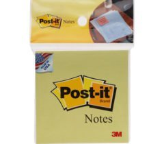 Giấy Note Post-it 7.5×7.5cm – vàng