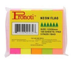 Giấy Note 5 Màu Pronoti