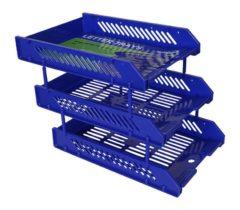 Kệ 3 Tầng Ráp Nhựa XUKIVA 182-3