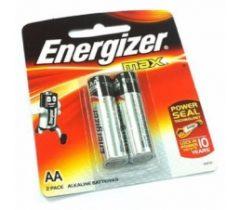 Pin 2A Energizer – Vỉ 2 Viên