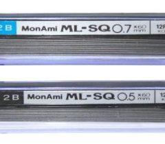 Ruột Chì Bấm Monami 0.7mm