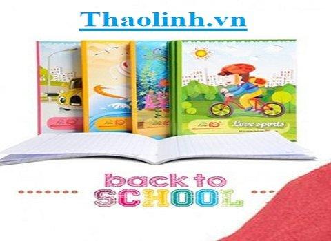 Đại Lý Tập Học Sinh Giá Sỉ Rẻ Nhất Tại Tp.HCM