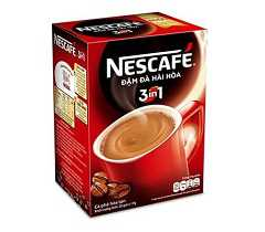 cafe hòa tan nescafe