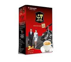 Cà phê hoà tan Trung Nguyên G7 3in1 (18 gói/hộp)