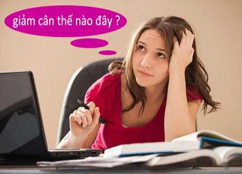 07 cách giảm cân hiệu quả cho dân văn phòng
