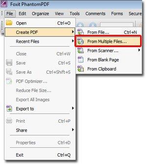cách nối file pdf