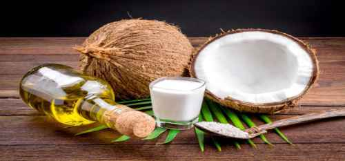 tác dụng của dầu dừa