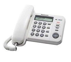 Điện thoại bàn Panasonic KX-TS560 (Trắng)