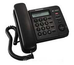 Điện thoại bàn Panasonic KX-TS560 (Đen)