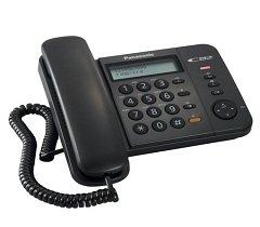 Điện thoại bàn Panasonic KX-TS580 (Đen)