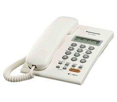 Điện thoại bàn Panasonic KX-T7705CX (Trắng)