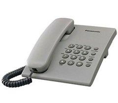 Điện thoại bàn Panasonic KX-TS500 (Xám)