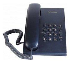 Điện thoại bàn Panasonic KX-TS500 (Xanh)