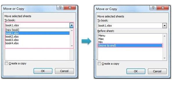 Cách Nối File Excel