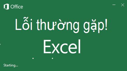 Những Lỗi Thường Gặp Trong Excel và Cách Khắc Phục