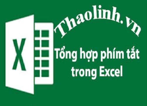 Trọn Bộ #100 Phím Tắt Trong Excel Cho Dân Văn Phòng